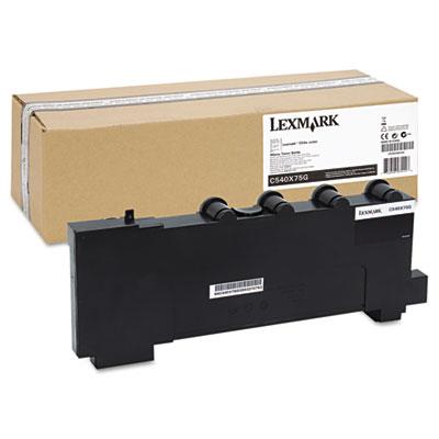 Lexmark C540X75G WASTE TonerBOX Original LEXMARK C 540 | InkNu