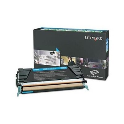 Lexmark C746A3CG Cyan Original Toner LEXMARK C 746 | InkNu