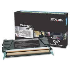 Lexmark C746H3KG Black Original Toner LEXMARK C 746 | InkNu