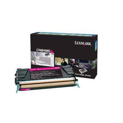 Lexmark C746A3MG Magenta Original Toner LEXMARK C 746 | InkNu