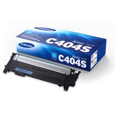 Samsung CLT-C404S Cyan Original Toner Samsung SL-C 480 | InkNu