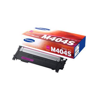 Samsung CLT-M404S Magenta Original Toner Samsung SL-C 480 | InkNu