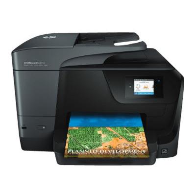 HP OfficeJet Pro 8710 E-AIO (UDGÅET) Blækprinter | InkNu