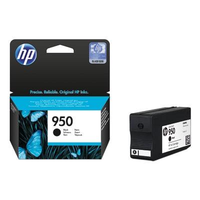 InkNu HP 950 BLACK ORIGINAL BLÆKPATRON