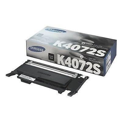 Samsung CLT-K4072S/ELS Black Original Toner Samsung CLP 320 | InkNu