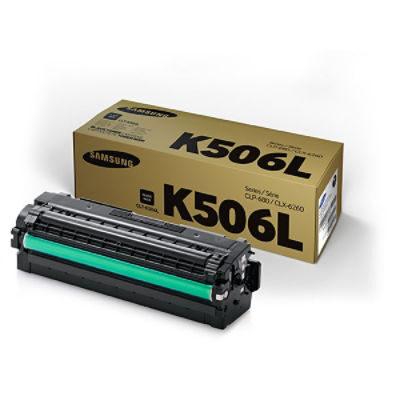 Samsung K506S Black High Capacity Original Toner Samsung CLP 680   InkNu