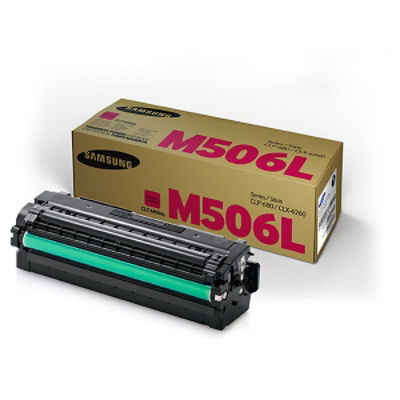 Samsung M506S Magenta High Capacity Original Toner Samsung CLP 680 | InkNu
