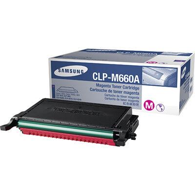 Samsung M660A Magenta Original Toner Samsung CLP 607 | InkNu