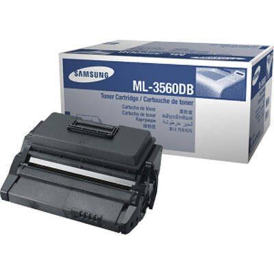 Samsung ML-3560DB Black High Capacity Original Toner (UDGÅET) SAMSUNG ML 3560 | InkNu