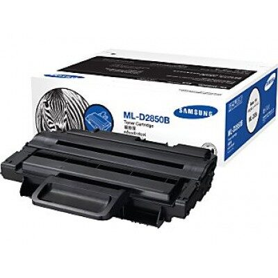 Samsung ML-D2850B Black High Capacity Original Toner SAMSUNG ML 2850 | InkNu
