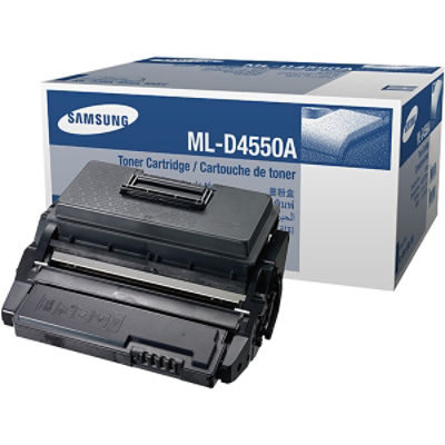 Samsung ML-D4550A Black Original Toner (UDGÅET) SAMSUNG ML 4510 | InkNu