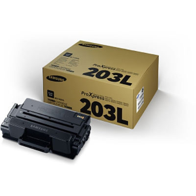 Samsung MLT-D203L Black High Capacity Original Toner Samsung ProXpress M 3320 | InkNu
