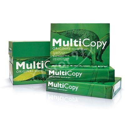 A4 Multicopy 80 G/M2 (5×500 Sider) Kontor Papir | InkNu