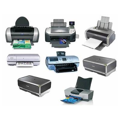 Printere og Kontormaskiner