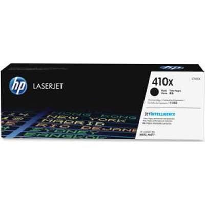 HP 410X Black High Capacity Original Toner HP Color LaserJet Pro M 452   InkNu