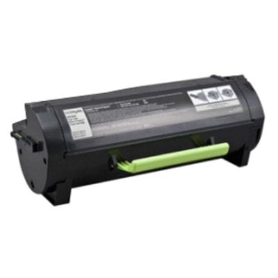 Lexmark 502H Black High Capacity Kompatibel Toner Lexmark MS 310 | InkNu