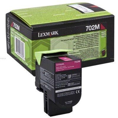 Lexmark 702M Magenta Original Toner Lexmark CS 310 | InkNu