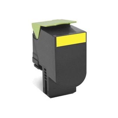 Lexmark 702HY Yellow High Capacity Original Toner Lexmark CS 310 | InkNu