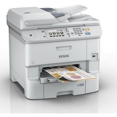 Epson WORKFORCE PRO WF-6590 DWF Blækprinter | InkNu