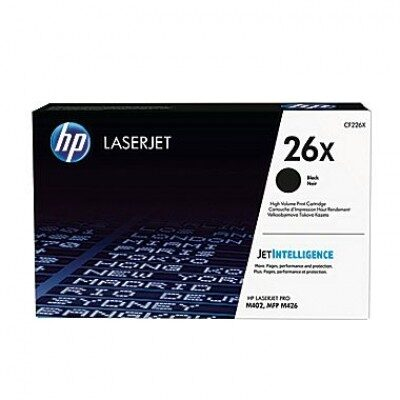 HP 26X Black Original Toner HP LaserJet Pro M 402 | InkNu