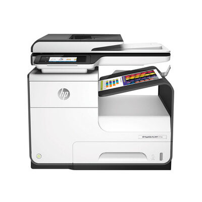 HP PAGEWIDE PRO MFP 477DW PRINTER Blækprinter | InkNu