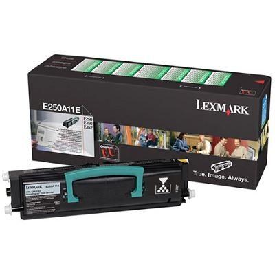 Lexmark E250/E350 Toner (RETURN) Black Original Toner Lexmark E 250 | InkNu