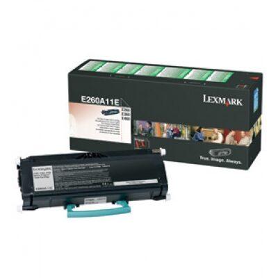 Lexmark E260 Black (RETURN) Original Toner Lexmark E 260 | InkNu