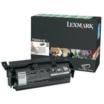 Lexmark T650A11E Black Original Toner Lexmark T 650 | InkNu