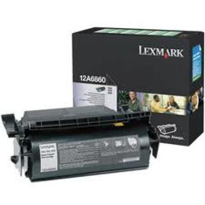 InkNu LEXMARK 12A7460 BLACK ORIGINAL TONER