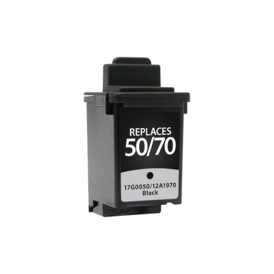 Lexmark NO70 Black Kompatibel Blækpatron Lexmark Color Jetprinter 3200 | InkNu