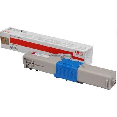 OKI 44469706 Cyan Original Toner 2.000 Sider OKI C 310 | InkNu