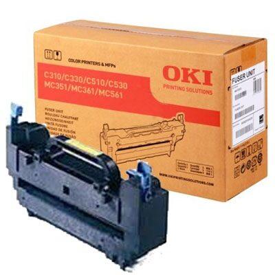 OKI 43853103 FUSER-UNIT Original 60.000 Sider OKI C 5850 | InkNu