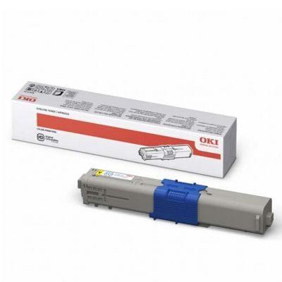 OKI 44469724 Cyan High Capacity Original Toner 5.000 Sider OKI C 510 | InkNu