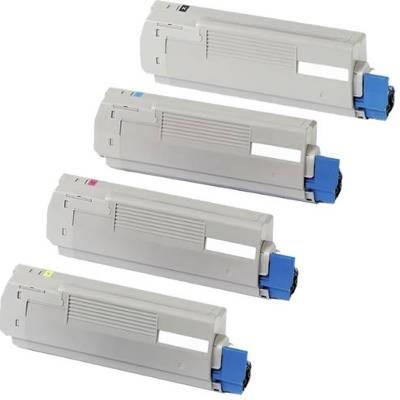 OKI 44844507 Cyan Kompatibel Toner 10.000 Sider OKI C 831 | InkNu