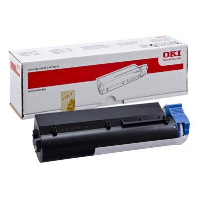 OKI 44992401 Black Original Toner 1.500 Sider OKI B 401   InkNu