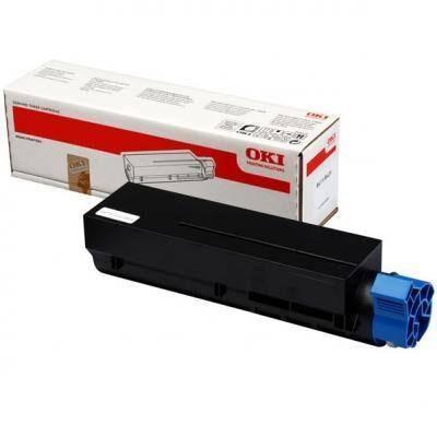 OKI 45807106 HC Black Original Toner 7.000 Sider OKI B 412 | InkNu