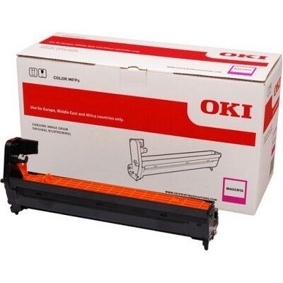 OKI 46438002 DRUM-UNIT Magenta Original 30.000 Sider OKI C 823 | InkNu