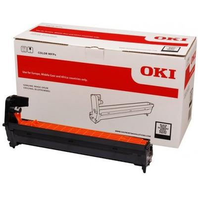 OKI 46438004 DRUM-UNIT Black Original 30.000 Sider OKI C 823 | InkNu