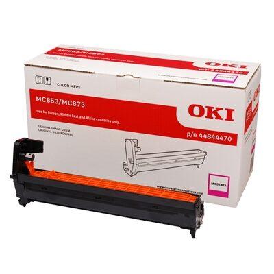OKI 44844470 Magenta DRUM-UNIT Original 30.000 Sider OKI MC 853 | InkNu