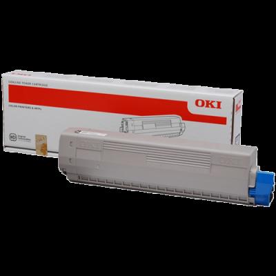 OKI 45862840 Black Original Toner 7.000 Sider OKI MC 853 | InkNu