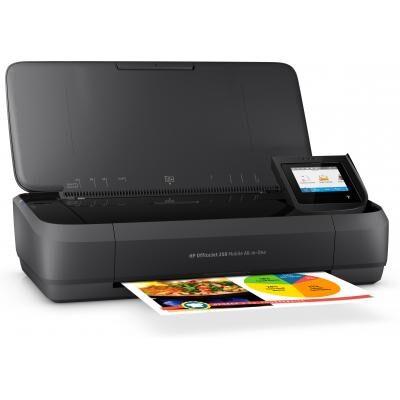 HP OFFICEJET 250 MOBILE AIO PRINTER Blækprinter | InkNu