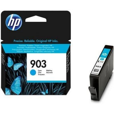 HP 903 Standard Cyan Original Blæk HP OfficeJet 6950 | InkNu