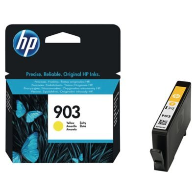 HP 903 Standard Yellow Original Blæk HP OfficeJet 6950 | InkNu