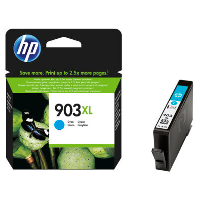 HP 903XL Cyan Original Blæk HP OfficeJet 6950 | InkNu