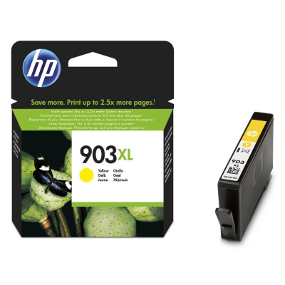 HP 903XL Yellow Original Blæk HP OfficeJet 6950 | InkNu