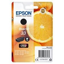 Epson 33 Photo Black Standard Original Blækpatron Epson Expression Premium XP 530 | InkNu