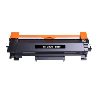 Brother TN-2420 Black Kompatibel Høj Kapacitet Toner – 3.000 sider Brother DCP-L 2510 | InkNu