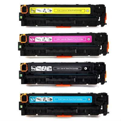 HP 203A Black Kompatibel Toner 1.400 Sider HP Color LaserJet Pro M 254 | InkNu