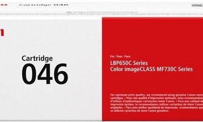 Canon CRG 046 Black Original Toner 2.200 Sider Canon iSensys LBP 653 | InkNu