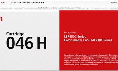 Canon CRG 046H Cyan Original Toner 5.000 Sider Canon iSensys LBP 653 | InkNu